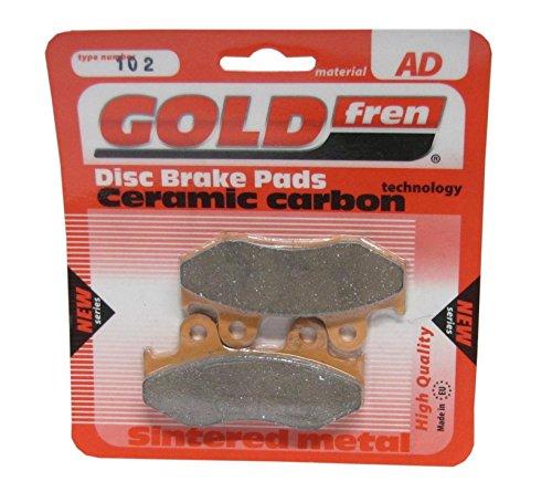 honda-mtx-125-rwe-disc-brake-disc-pads-front-r-h-goldfren-1985