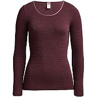 con-ta Langarm Shirt Thermo Damen geringelt 36 sterling preisvergleich bei billige-tabletten.eu