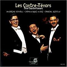 Les 3 contre-tenors (Bertin, Scholl, Visse)