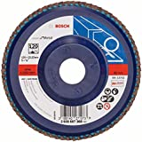 Bosch 2 608 607 368  - Disco de láminas - 125 mm, 22,23 mm, 120 (pack de 1)