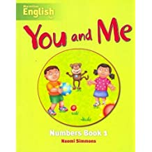 You and Me: Numbers Book 1 by Naomi Simmons (2007-01-19)