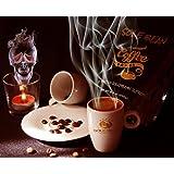 Sole Bean Coffee 100% Arabica Colombie Supremo grains de café. foncé rôti grains entier, 250g Paquet. parce que Café Est Une chose du cœur