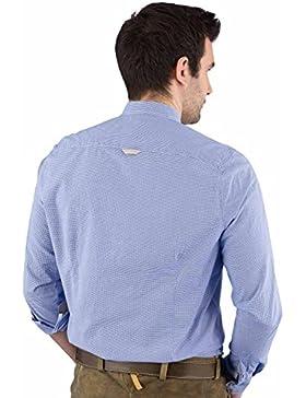 Hatico Mode Pure Trachtenhemd Herren Langarm C52600-21697 155