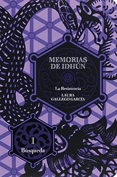 Memorias de Idhún. La Resistencia. Libro I: Búsqueda (eBook-ePub) (Memorias de Idhun) de [García, Laura Gallego]