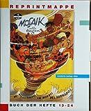 Digedag. Reprintmappe. Buch der Hefte 13 - 24