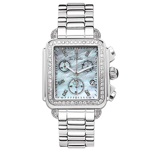 Joe Rodeo Diamond Orologio da donna - MADISON argento 2 ctw