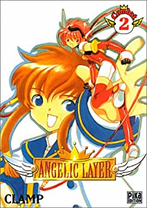 Angelic Layer Edition simple Tome 2