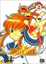 Angelic Layer, tome 2 de Clamp