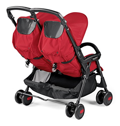 Peg Perego Zwillingsbuggy Aria Shopper Twin - 5