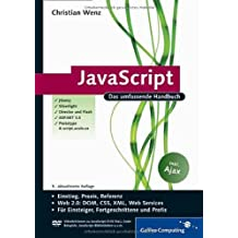 JavaScript: Mit umfangreichem Teil zu Web 2.0 und Ajax (Galileo Computing)