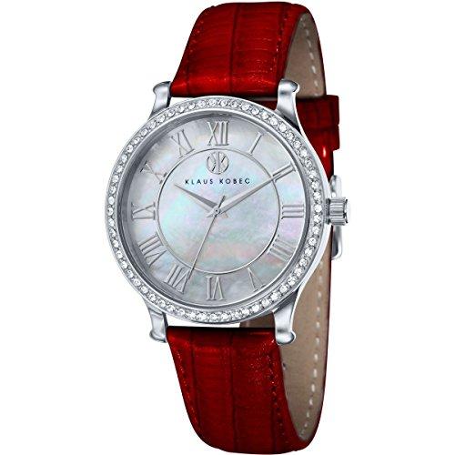 Klaus Kobec Women's Stainless Steel Watch - Lily