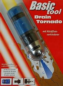 "maquina desatascos: Mannesmann - M60400 - Juego de manguera de limpieza para tuberías""Drain Tornado"""