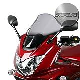 Racingscheibe MRA Suzuki Bandit 1250 S 07-14 rauchgrau