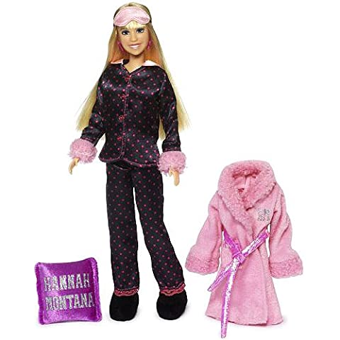 Secret Star Sleep Over Hannah Montana Disney Fashion Doll Exclusive Play Set