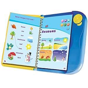 Logi Toys - 10049 - Jeu Educatif Electronique- L'Anglais en M'Amusant