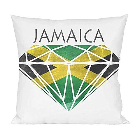 Jamaica Dope Diamond Pillow