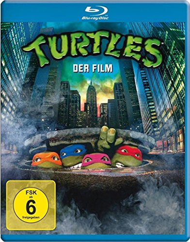 Turtles - Der Film [Blu-ray] - Billige Comic Kostüm
