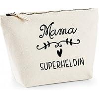 Geschenk fur die Mama - personalisierter Kosmetikbeutel