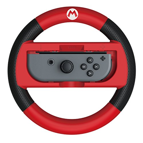 HORI Mario Kart 8 Deluxe Wheel Mario Version