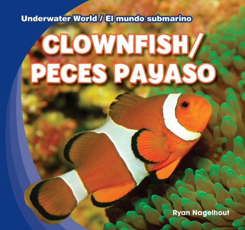 Clownfish / Peces payaso (Underwater World / El mundo submarino) por Ryan Nagelhout