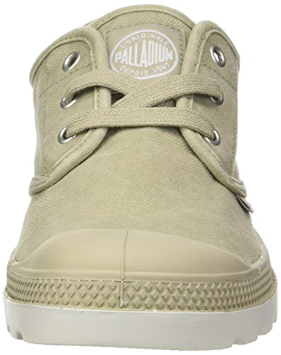 Palladium - Us Oxford Lp F, Basse Donna Beige (Goat/silver Birch)