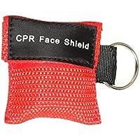 San Bodhi First Aid Wiederbelebung Gesichtsmaske Gesichtsmaske Shield Schlüsselanhänger Mund zu Mund preisvergleich bei billige-tabletten.eu