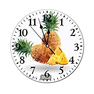 Mesllings Reloj de Pared de