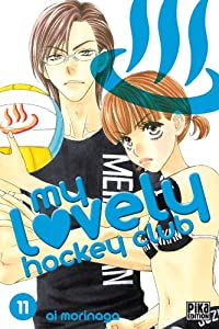 My lovely hockey club Edition simple Tome 11