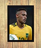 Star Prints Neymar - Brazil - PSG - Paris Saint Germain 4 -