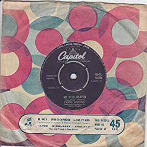 Freedb BLUES / B9081D0F - Should I  Track, music and video   by   Frank Sinatra