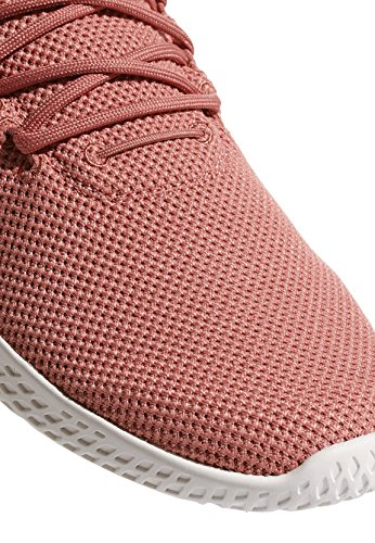 adidas PW Tennis HU, Scarpe da Fitness Uomo Rosso