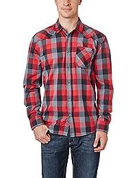 Pioneer Herren Regular Fit Freizeit Hemd MEN Shirt