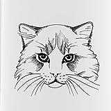 3 Tage-Brenner Katze Grabkerze Trauerkerze Grablicht Auswahl: Katze 4, 4x 3er Pack - 4