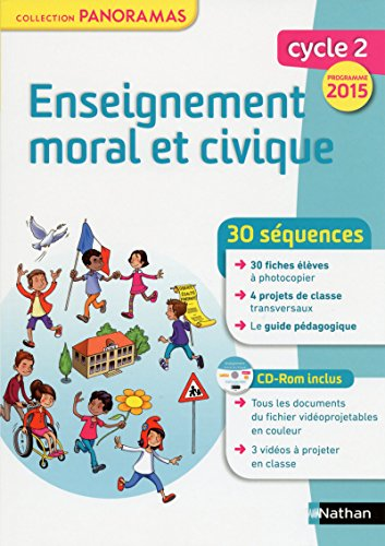 Enseignement moral et civique Cycle 2 par Collectif