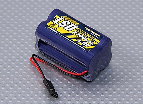 Turnigy Receiver Pack 2300mAh 4.8v NiMH (Cycle Nimh)