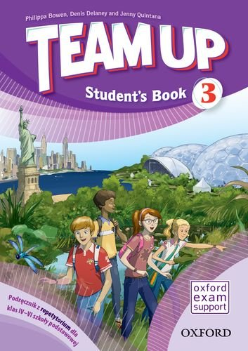 Team Up 3 Student's Book PL [KSIKA]