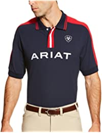89a80c39 Amazon.co.uk: Ariat - Tops, T-Shirts & Shirts / Men: Clothing