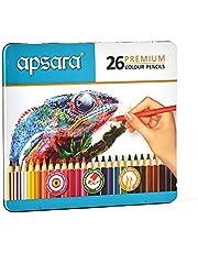 Apsara 101256005 Color Pencils - 26 Shades (Multicolor)