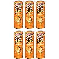 Pringles Paprika Crisps 165 gr. - [Pack 6]