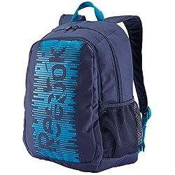 Reebok Kids Royal Graph Backpack - Mochila, color azul, talla única