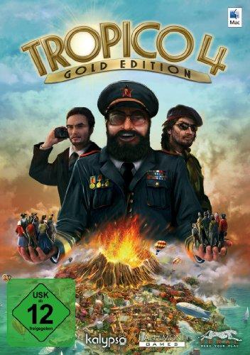 Tropico 4: Gold Edition - [Mac]