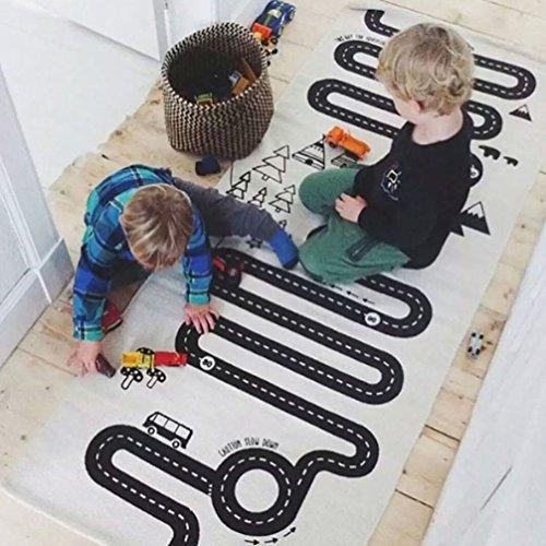 TWGDH Crawling Mat Baby Game Blanket Juego Game Mat Decoración para Cuartos De Niños Playmat Carpet...