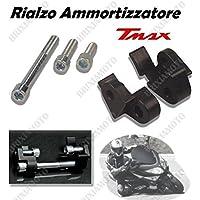 YAMAHA XP 500 TMAX '01/'11 T-MAX Riser for Rear Damper Shock Absorber 25mm Sport