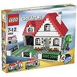 Lego 6754 jeu de construction creator la maison de famille - Jeu de construction de maison ...