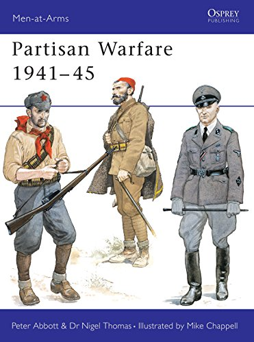 Partisan Warfare 1941-45 (Men-at-Arms)