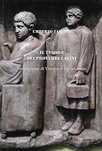 Il tesoro dei proverbi latini