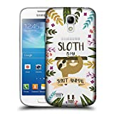 Head Case Designs Faultier Seelen Tiere Abbildungen Ruckseite Hülle für Samsung Galaxy S4 Mini I9190