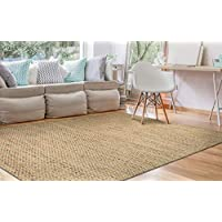 Couristan Nature's Elements Desert Area Rug, 3' x 5', Natural/Camel