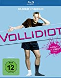DVD Cover 'Vollidiot [Blu-ray]