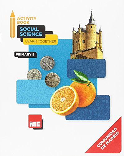 Social Science 5 Madrid Workbook Learn Together (BYME)